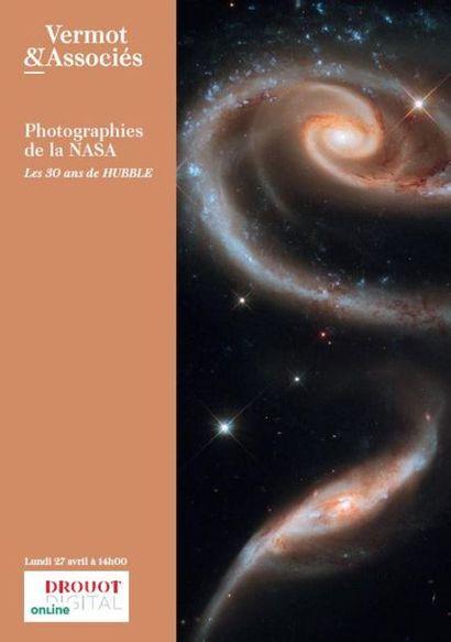 [VENTE MAINTENUE] - VENTE ANNIVERSAIRE LES 30 ANS DE HUBBLE - Photographie de la NASA