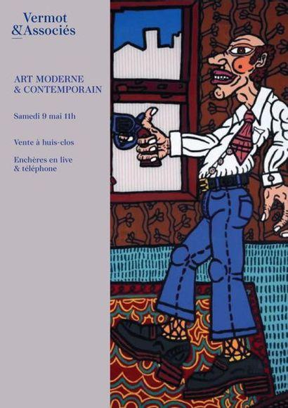 [UNIQUEMENT EN LIVE] Art Moderne & Contemporain, de Matisse a JonOne