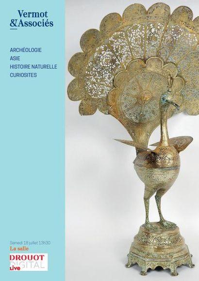 Vente Archéologie méditerranéenne, Asie, Préhistoire, Curiositées...