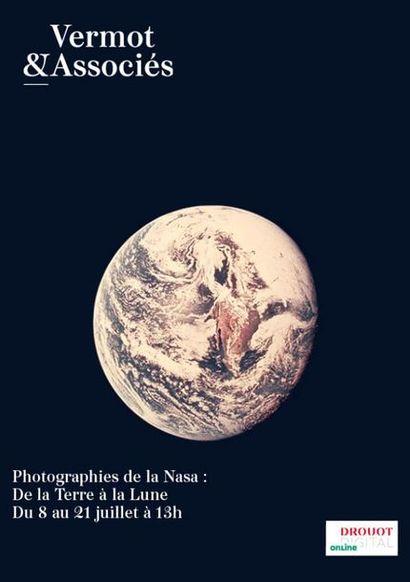 Photographies de la Nasa : de la Terre à la Lune