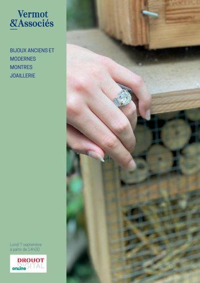 Bijoux anciens et modernes, Montres, Joaillerie