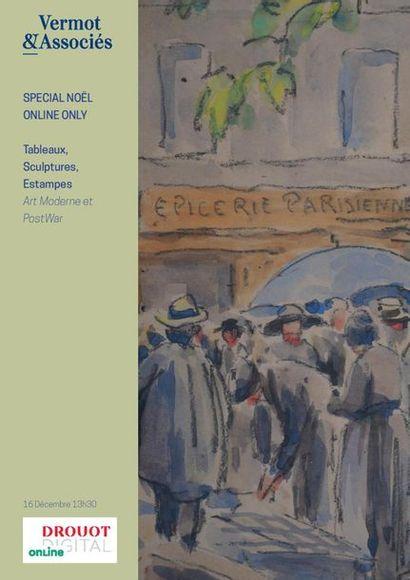 Art Moderne et Post War - SPECIAL NOEL - ONLINE ONLY