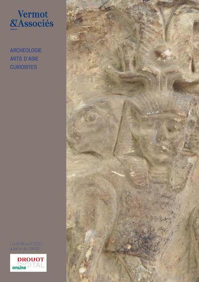 MEDITERRANEAN ARCHEOLOGIES, ASIAN ARTS, INTAGLIOS, CURIOSITIES