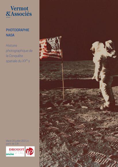 Histoire photographique de la Conquête spatiale du XXème siècle
