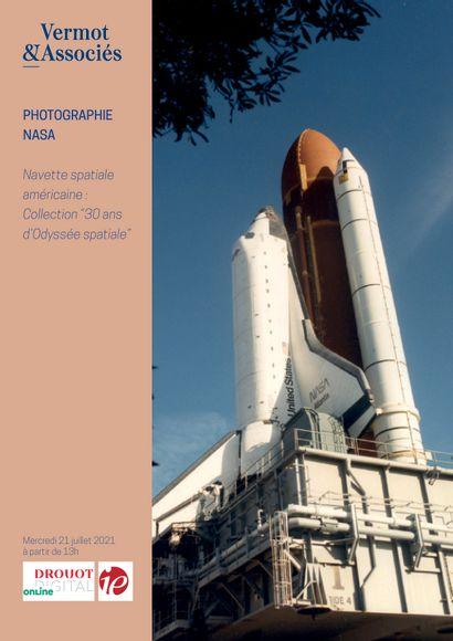 """Navette spatiale américaine : Collection """"30 ans d'Odyssée spatiale"""""""