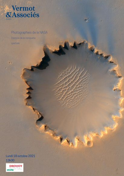 PHOTOGRAPHIES DE LA NASA : HISTOIRE DE LA CONQUETE SPATIALE