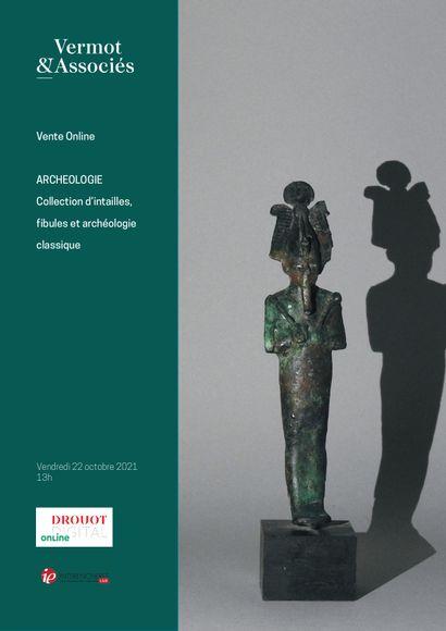 Archéologie Online - Collections d'intailles, de fibules, archéologie classique, curiosités du monde, art d'Asie