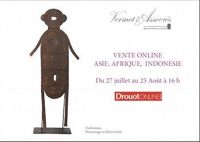 Asie, Afrique, Art et Objets Ethniques