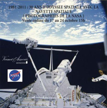 1981 - 2011 : 30 ans d'odyssée spatiale avec la navette spatiale