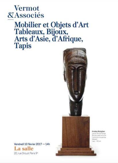 Mobilier et Objets d'Art, Tableaux, Arts d'Asie, Mode, Bijoux, Tapis