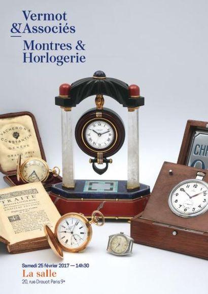 Montres anciennes et modernes, Horlogerie, Documentation
