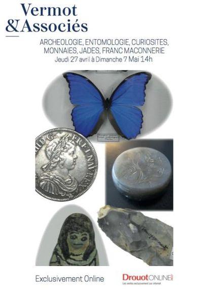 Vente online du 27 avril au 7 mai : Archéologie