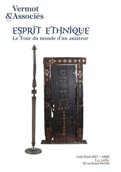 Esprit ethnique - Le Tour du monde d'un amateur
