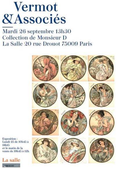 Succession de Monsieur D, Collectionneur Cartes Postales, Livres anciens et Modernes, Timbres, Affiches, Documents historiques
