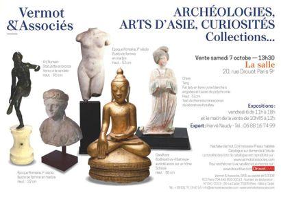 Archéologie Méditerranéenne, Numismatique, Curiosités, Arts d'Asie