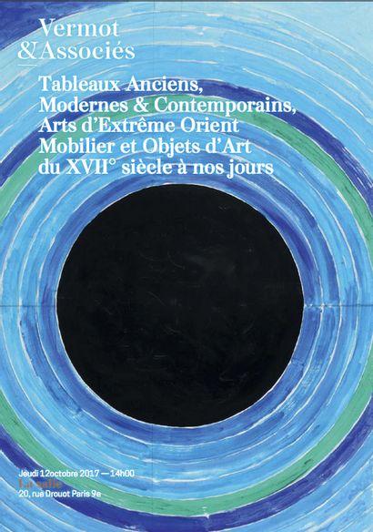 Tableaux Anciens, Modernes et Contemporains, Mobilier et Objets d'Art du XVII° à nos jours, Tapis contemporains