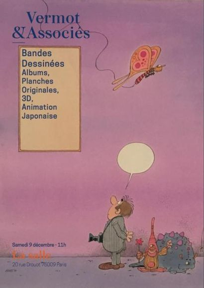 Bandes Dessinées, Planches Originales Animation Japonaise