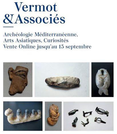 Archéologie - Numismatique et Égypte