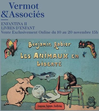 Enfantina II - Livres d'enfants - Livres d'enfant, Bibliothèque verte/rose, Hetzel, Paul d'Ivoi, Jules Verne......