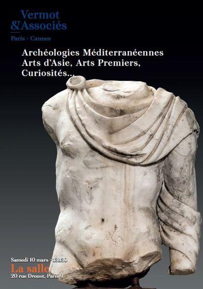 Archéologie Méditerranéenne, Afrique, Asie, Curiosités