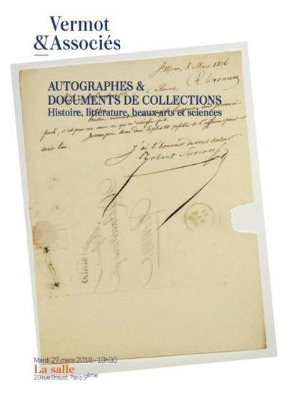Autographes et Documents de Collection