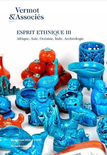 Esprit ethnique III, le tour du monde d'un Collectionneur, 25 ans de passion à transmettre