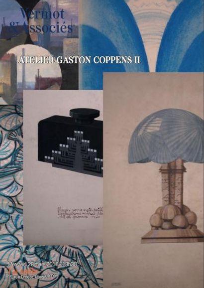 Fonds d'Atelier Gaston Coppens