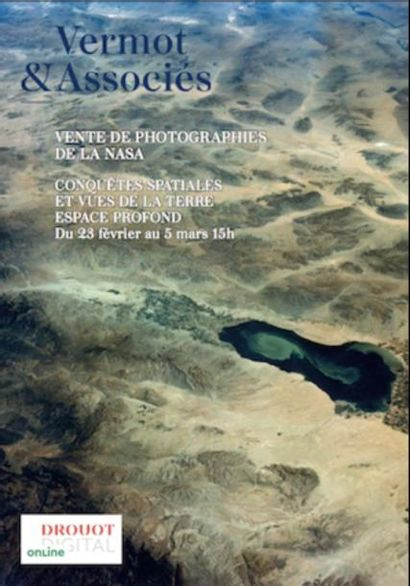 Photographies de la NASA, Conquete Spatiale, Espace Profond, Grands Formats