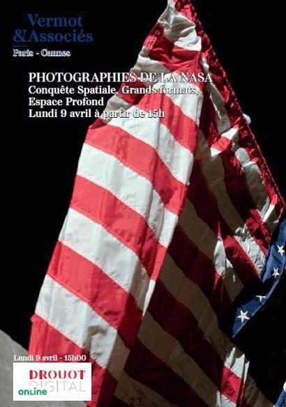 Photographies de la NASA : Conquête Spatiale, Espace Profond, Grands formats