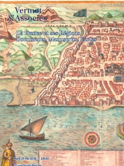 Affiches & Placards, Gravures, Cartes géographiques, Plans, Parchemins, Archives, Autographes