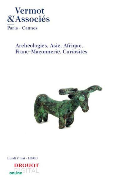 Archéologie, Art d'Afrique, Egypte