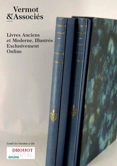 Ventes de livres IV anciens et modernes, illustrés, rares,...