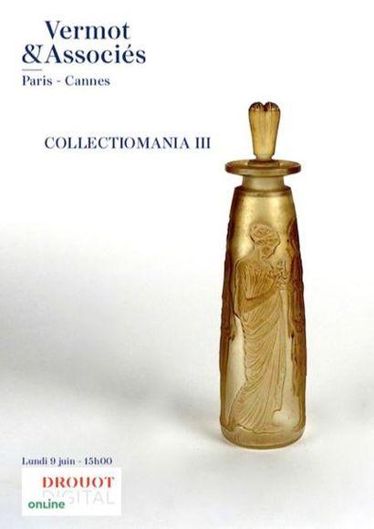 COLLECTIOMANIA IV : VASES MINIATURES,MONOGRAPHIES D'ARTISTES, ENFANTINA, HOCHETS