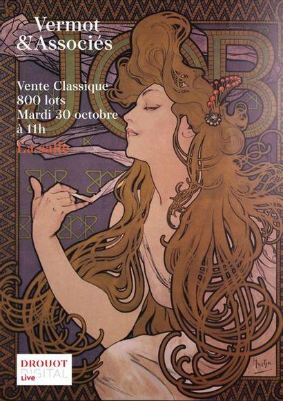 600 lots Sans Prix de Réseve Vente classique, Livres Anciens et Modernes, Affiches, Bibelots, Tableaux, Argenterie Arts d'Asie etc.... 700 lots