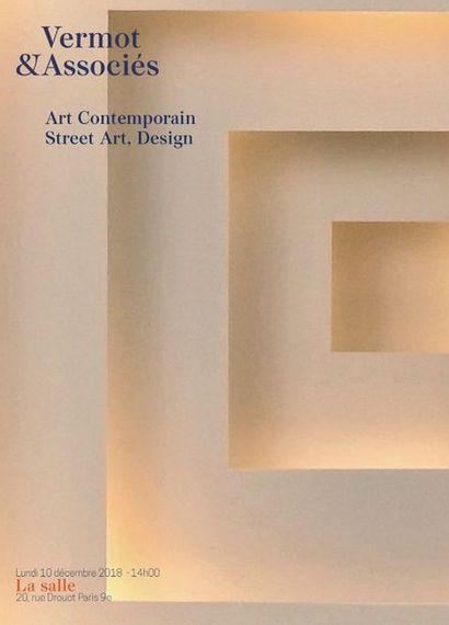 Art contemporain, Art Cinétique, Street Art, Design