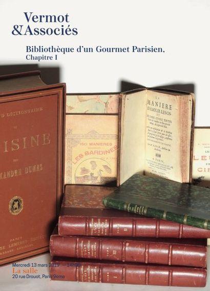 Bibliothèque d'un Gourmet Parisien - Première Partie