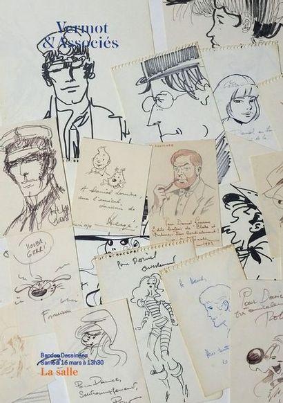 Bande Dessinée, Planche Originale, Animation Japonaise