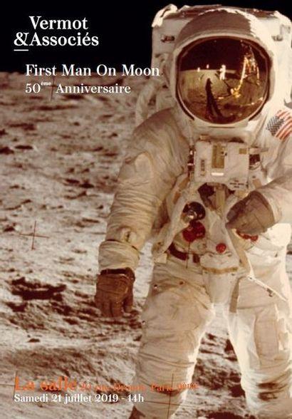 50èmeanniversairedu premier homme sur la lune
