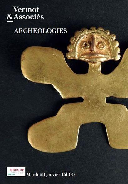 Archéologie Méditerranéenne,  Préhistoire   Arts d'Asie, Arts Premiers,  Entomologie, Curiosités 600 lots