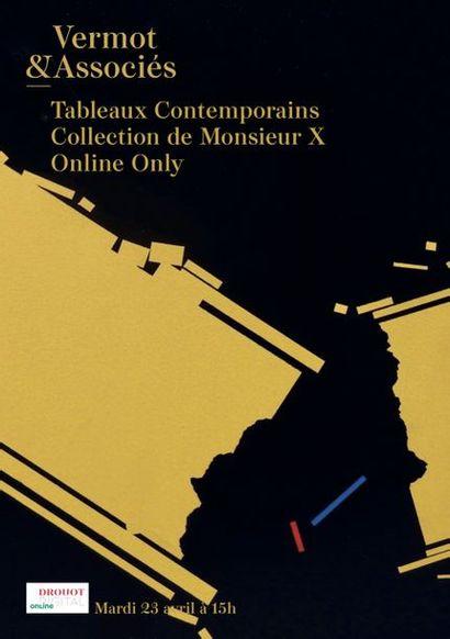 Tableaux Contemporains - Collection Particulière