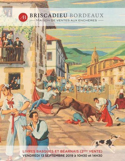 LIVRES BASQUES & BEARNAIS (2ème vente)