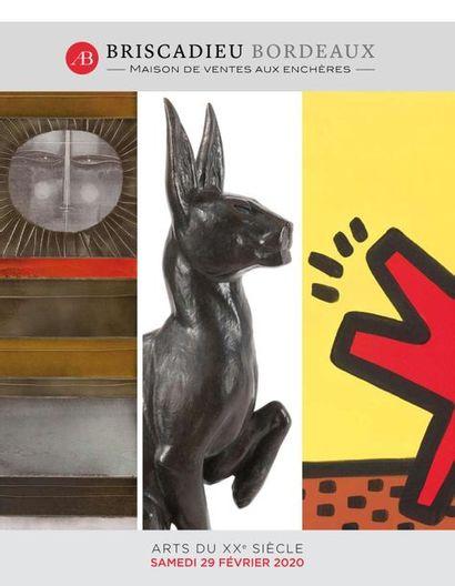 ARTS DU XXème SIÈCLE : ARTS DÉCORATIFS et DESIGN