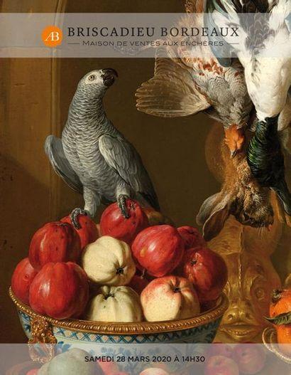 TABLEAUX, MOBILIER & OBJETS D'ARTS du XVIIème au XXème siècle