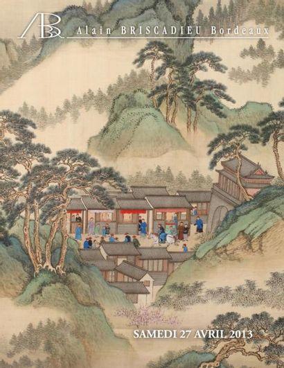Arts d'Asie, tableaux, mobilier & objets d'art