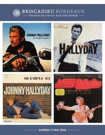 JOHNNY HALLYDAY 50 ANS DE COLLECTION