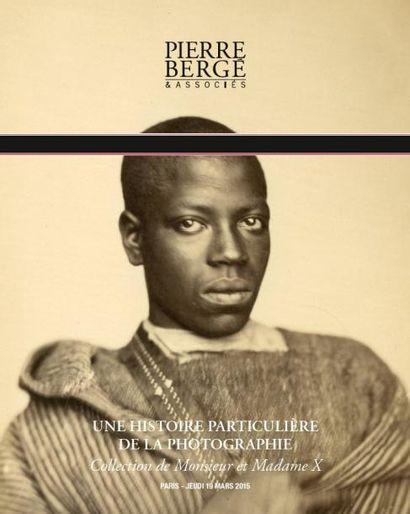 Une histoire particulière de la photographie<br>Collection de Monsieur et Madame X