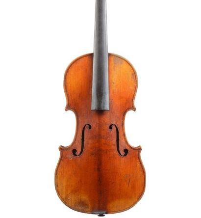 Instruments du quatuor - Collection de Monsieur L