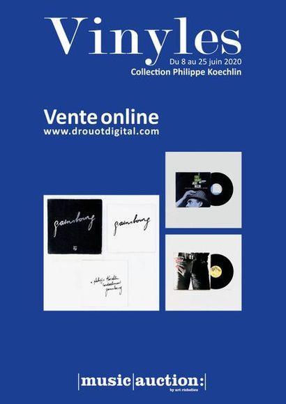 VINYLS - ARCHIVES PHILIPPE KOECHLIN
