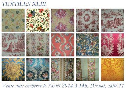 Textiles XLIII