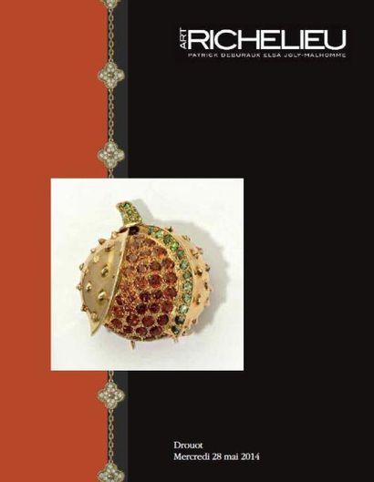 Bijoux - Orfèvrerie - Miniatures - Objets de vitrine - Numismatique